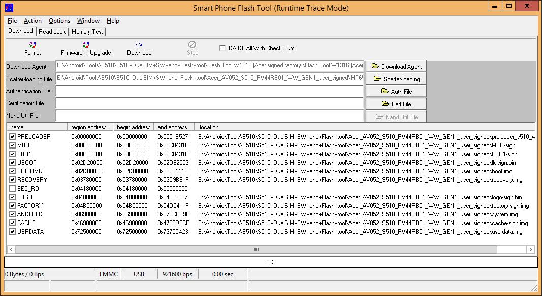 Alcatel Onetouch Pop C9 Root